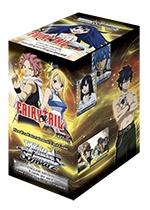 Bushiroad Fairy Tail Ver E (Full Booster Box) Weiss Schwarz*