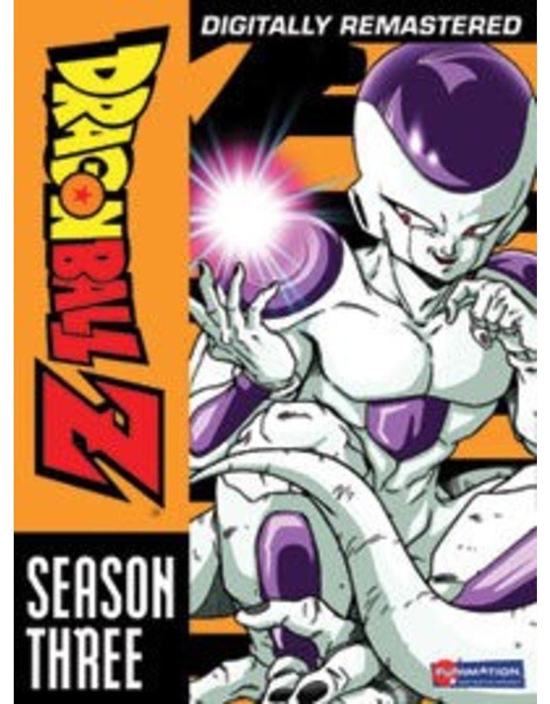 Funimation Entertainment Dragon Ball Z Season 3 DVD Set