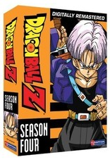 Funimation Entertainment Dragon Ball Z Season 4 DVD Set