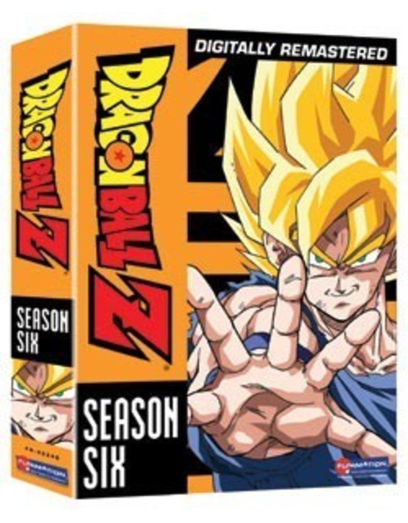 Funimation Entertainment Dragon Ball Z Season 6 DVD Set