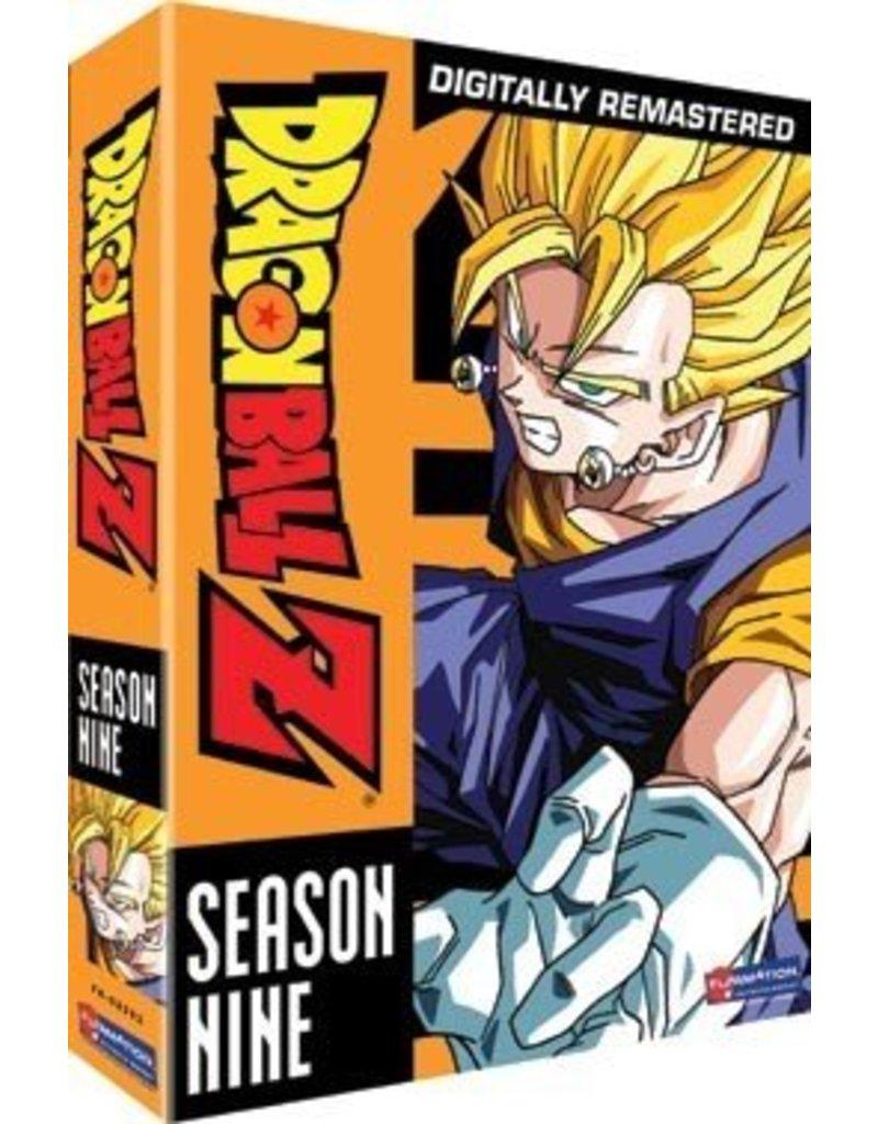 Funimation Entertainment Dragon Ball Z Season 9 DVD Set