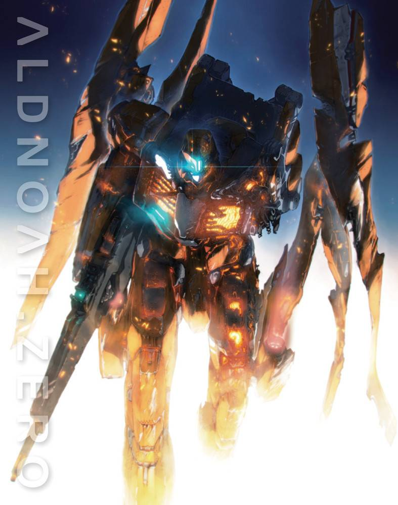Aniplex of America Inc Aldnoah Zero Part 1 Blu-Ray Limited Edition