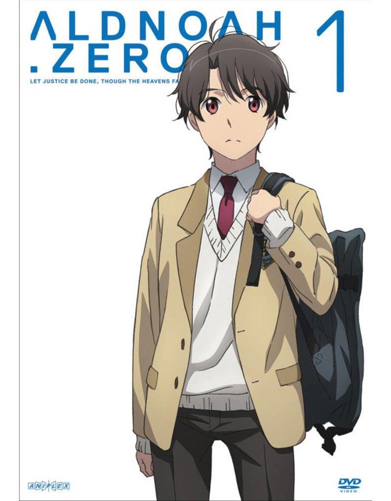 Aniplex of America Inc Aldnoah Zero Part 1 DVD