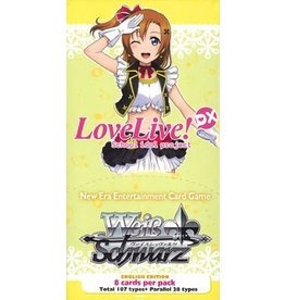 Bushiroad Love Live DX (Full Booster Box) Weiss Schwarz*