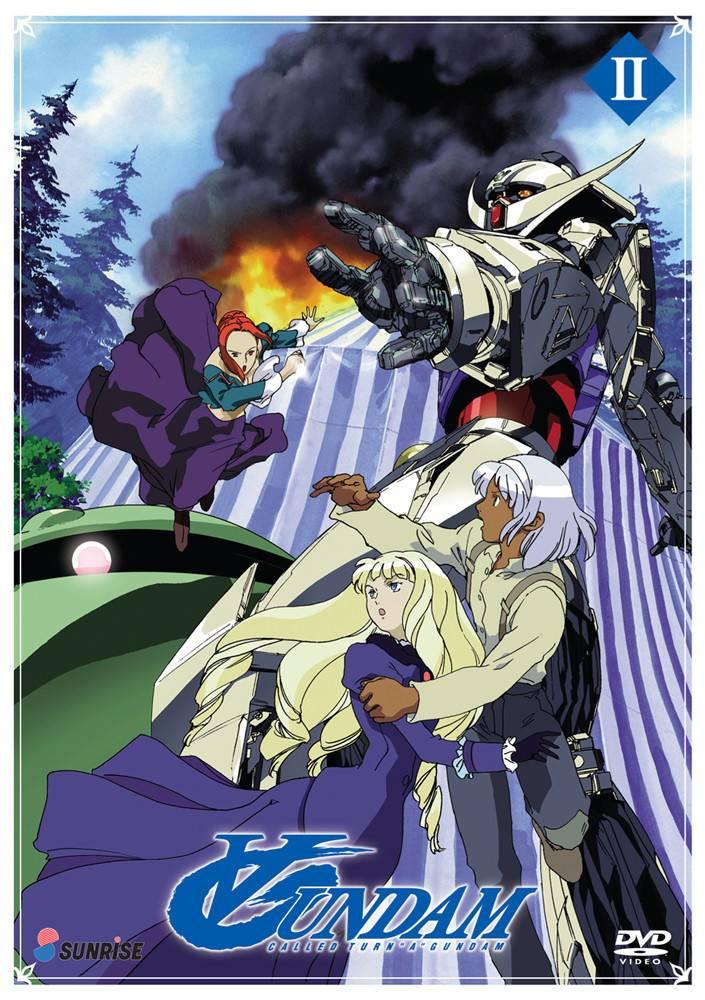 Nozomi Ent/Lucky Penny Turn A Gundam Part 2 DVD