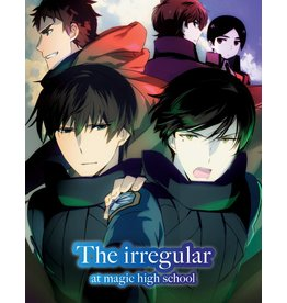 Aniplex of America Inc Irregular at Magic High School (Mahouka),The Vol 2: Nine School Competition*