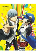Aniplex of America Inc Persona 4 the Golden Vol. 2 Blu-Ray