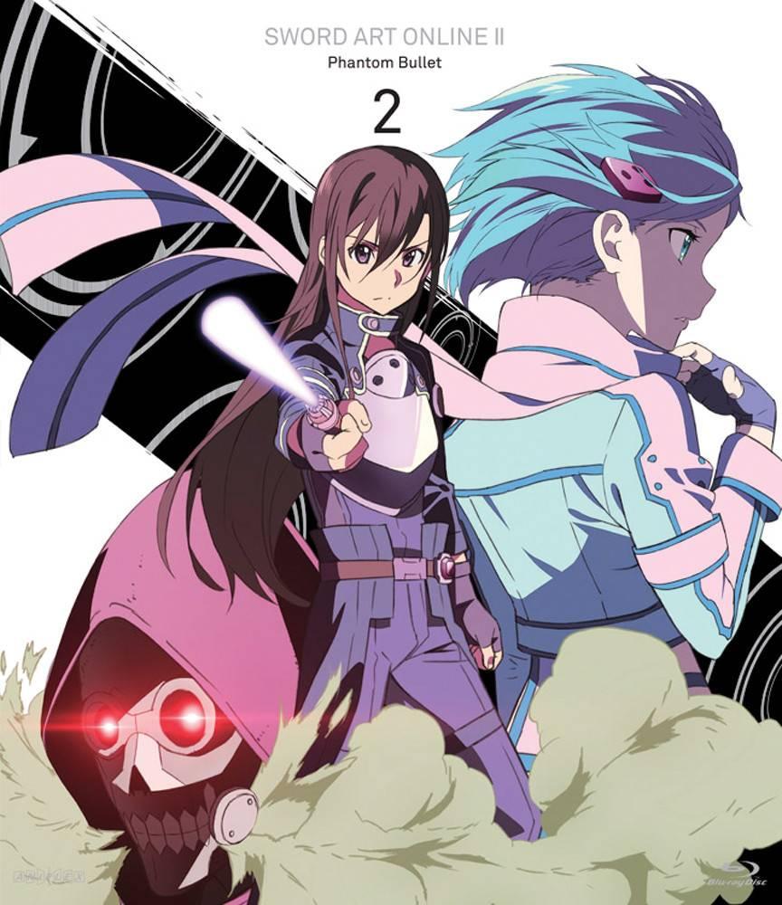 Aniplex of America Inc Sword Art Online II - Phantom Bullet Part 2 Blu-Ray*