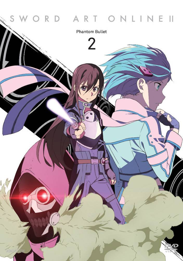 Aniplex of America Inc Sword Art Online II - Phantom Bullet Part 2 DVD*