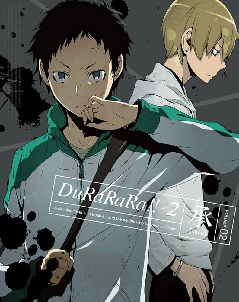 Aniplex of America Inc Durarara X2 Vol. 2 DVD