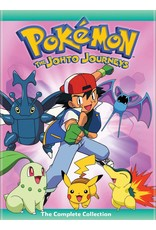Viz Media Pokemon Johto Journeys (Season 3) DVD