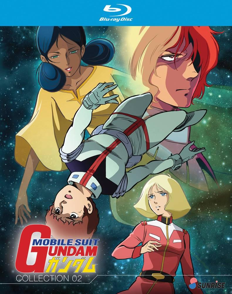 Nozomi Ent/Lucky Penny Gundam 0079 Collection 2 (Rerelease) Blu-Ray