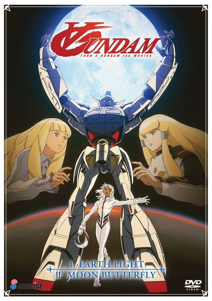 Nozomi Ent/Lucky Penny Turn A Gundam Movies DVD