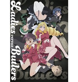 Media Blasters Ladies Versus Butlers DVD