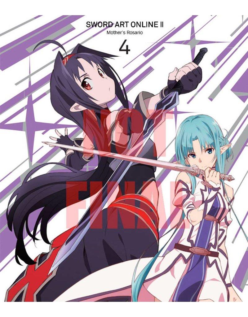 Aniplex of America Inc Sword Art Online II - Mother's Rosario (Vol. 4)* DVD