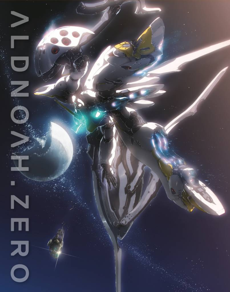 Aniplex of America Inc Aldnoah Zero Part 3 Blu-Ray Limited Edition