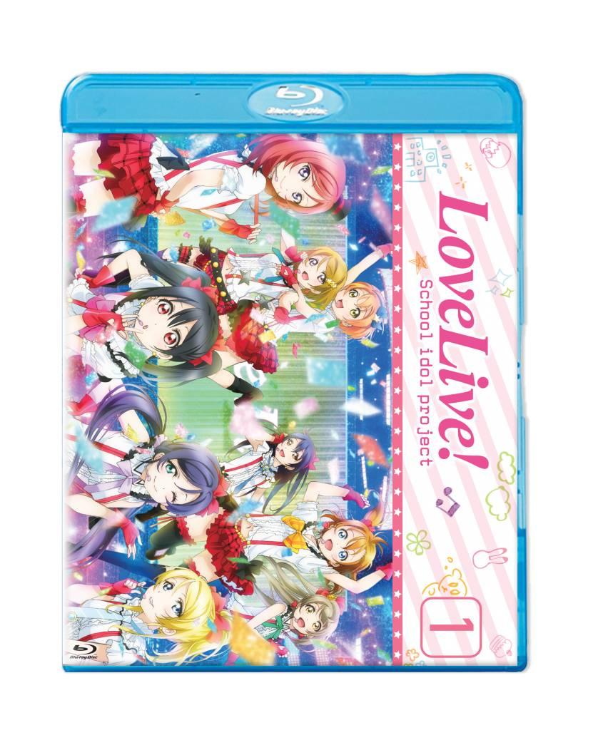 NIS America Love Live! School Idol Project Season 1 Standard Edition
