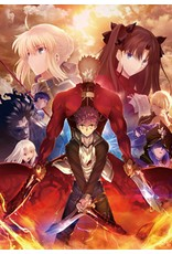 Aniplex of America Inc Fate Stay Night Unlimited Blade Works Complete 2nd Season DVD