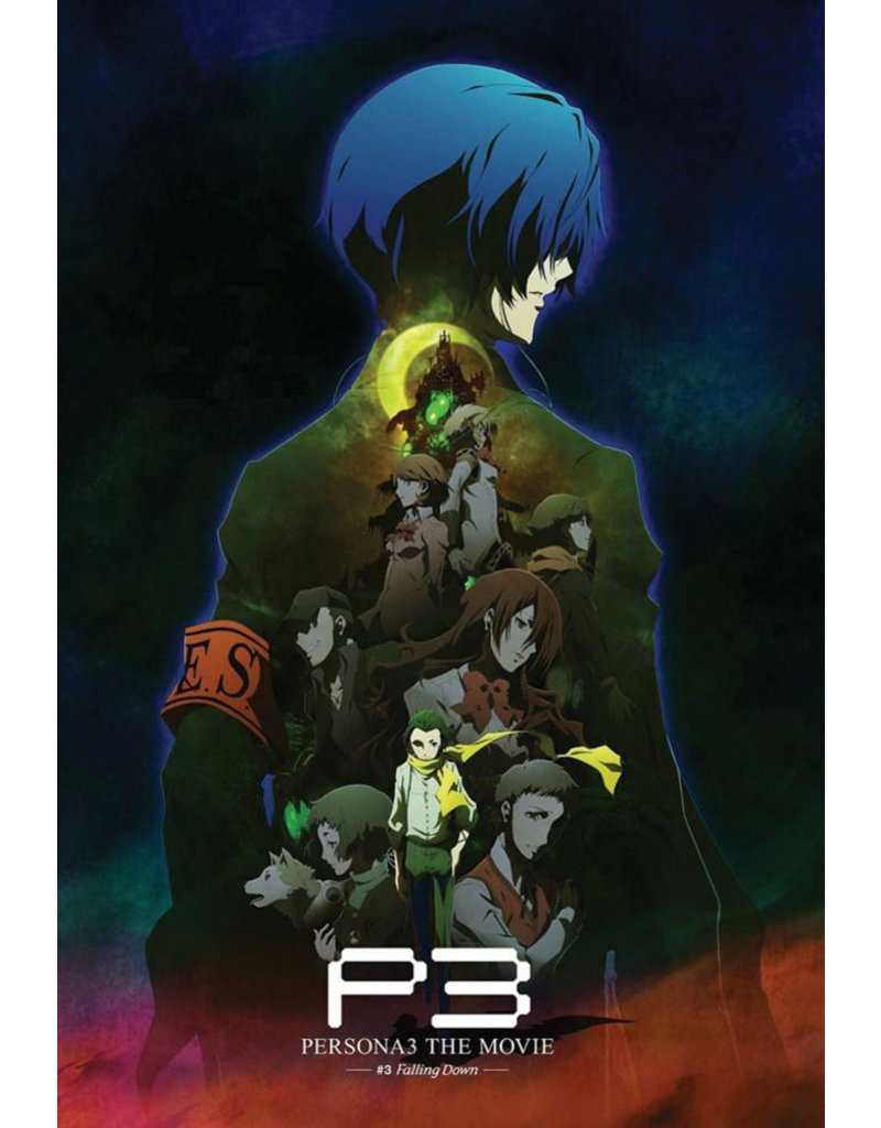 Aniplex of America Inc Persona 3 The Movie 3 - Falling Down Standard Edition*