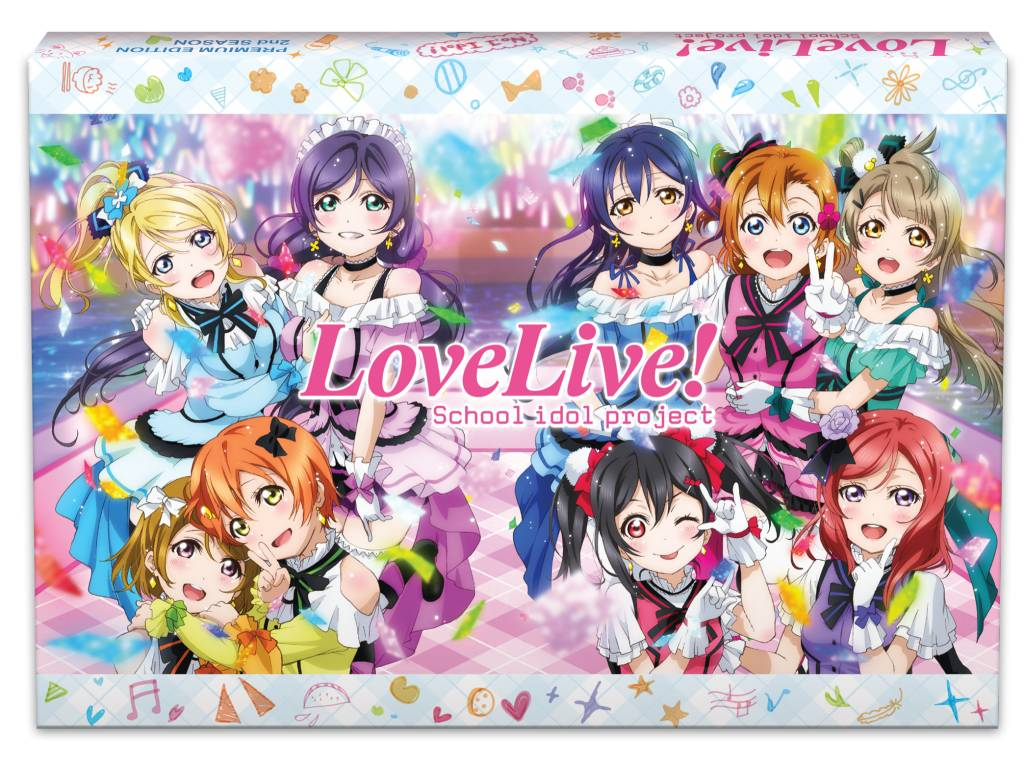 NIS America Love Live! School Idol Project Season 2 Premium Edition*