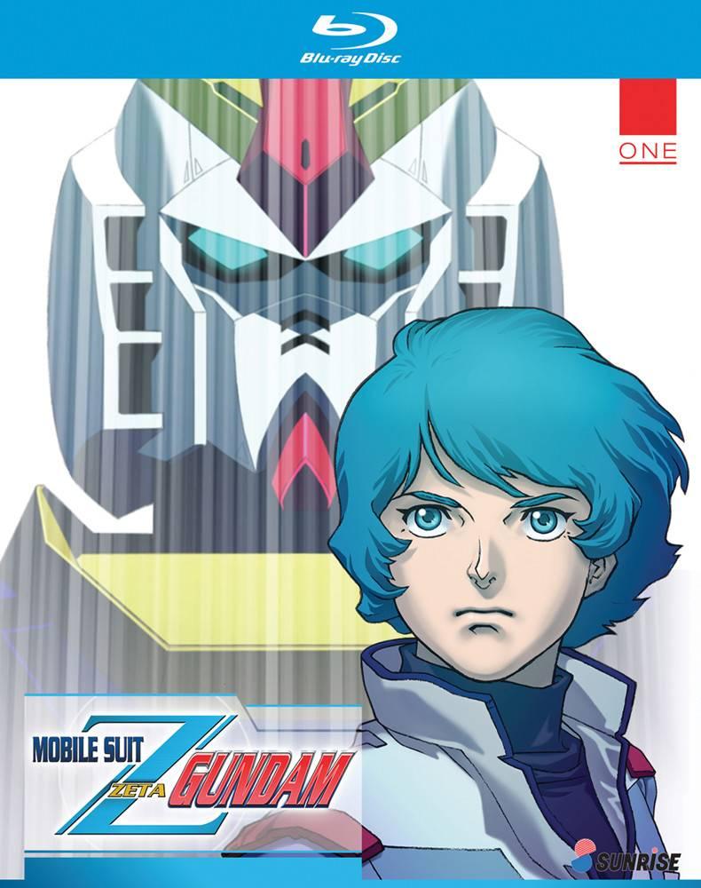 Nozomi Ent/Lucky Penny Gundam Zeta Collection 1 (Rerelease) Blu-Ray