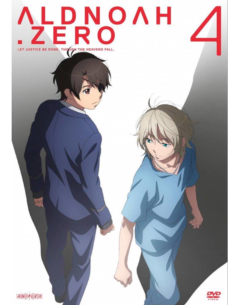 Aniplex of America Inc Aldnoah Zero Part 4 DVD