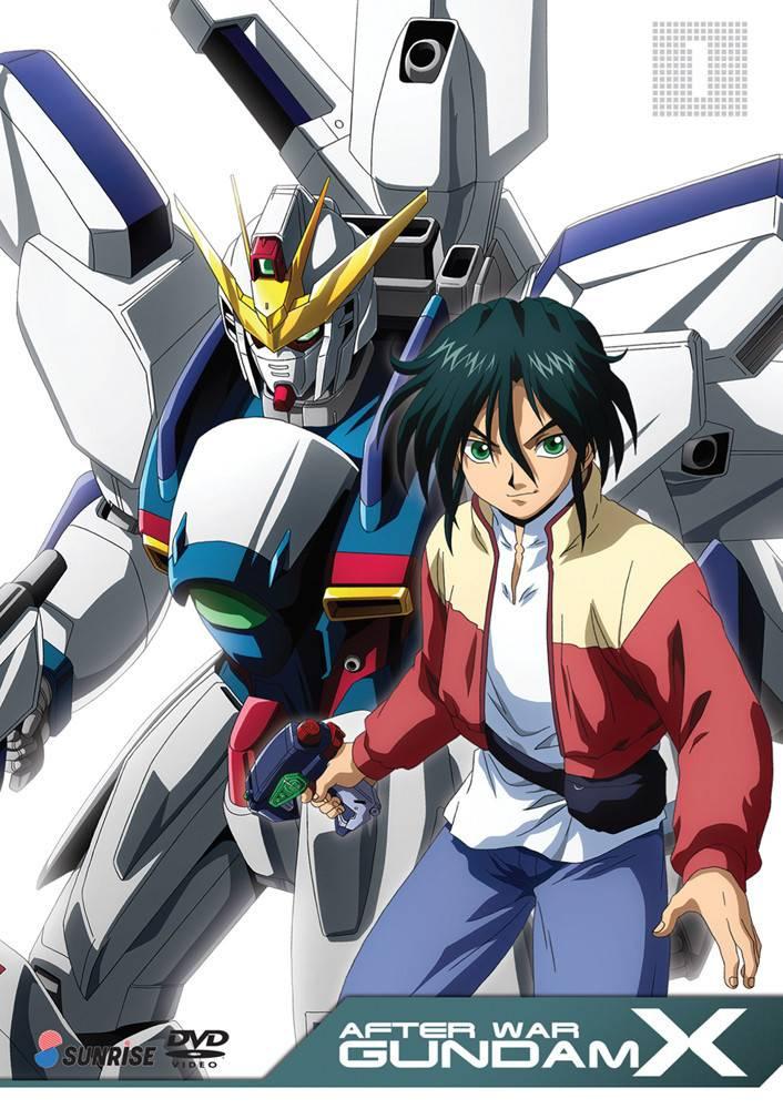 Nozomi Ent/Lucky Penny After War Gundam X Collection 1 DVD