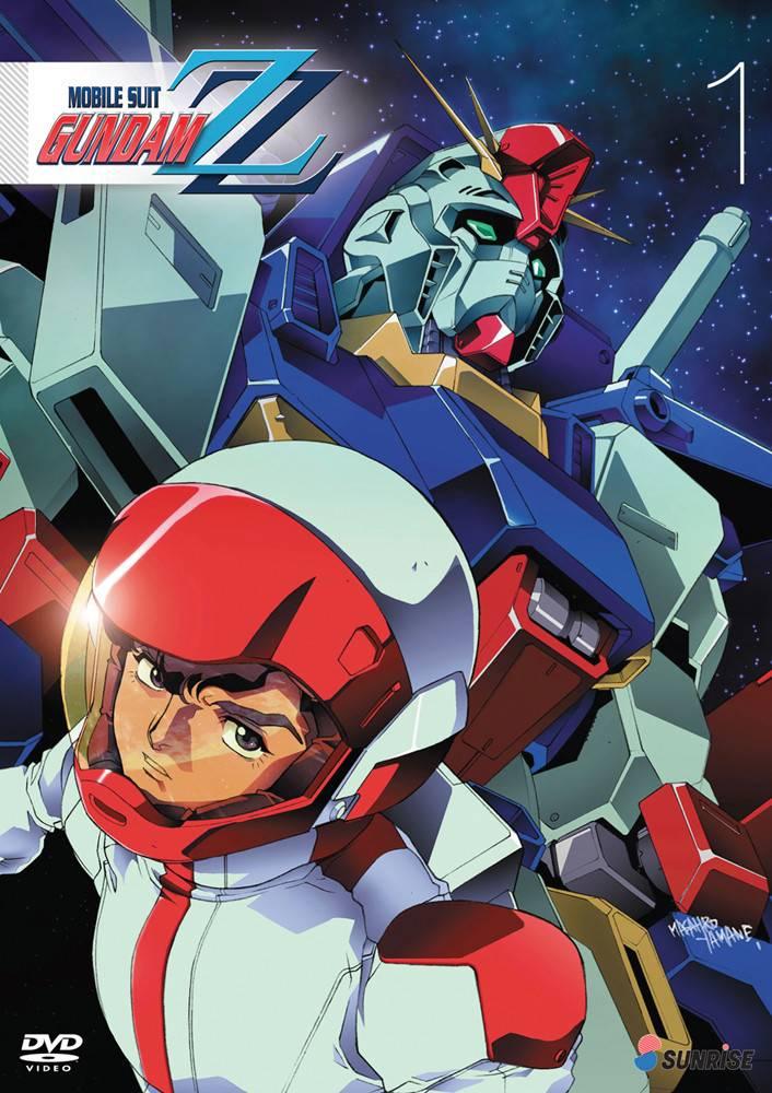 Nozomi Ent/Lucky Penny Gundam ZZ Collection 1 DVD
