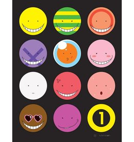 Funimation Entertainment Assassination Classroom Season 1 Part 1 Limited Edition Blu-Ray/DVD*