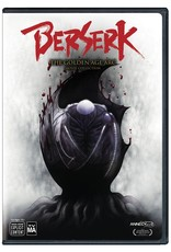 Viz Media Berserk the Golden Age Movie Collection DVD
