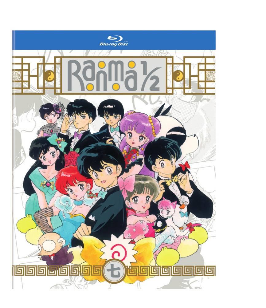 Viz Media Ranma 1/2 Blu-Ray Set 7