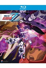 Nozomi Ent/Lucky Penny Gundam ZZ Collection 2 Blu-Ray