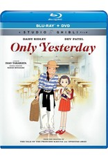 GKids/New Video Group/Eleven Arts Only Yesterday Blu-Ray/DVD