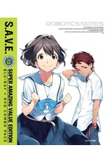 Funimation Entertainment Robotics;Notes (S.A.V.E. Edition) Blu-Ray/DVD*