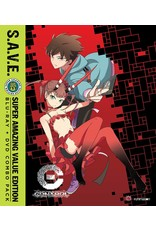 Funimation Entertainment C Control Complete Series (S.A.V.E. Edition) Blu-Ray/DVD*