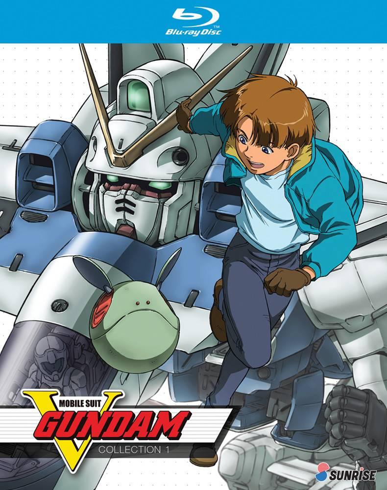 Nozomi Ent/Lucky Penny V Gundam Collection 1 Blu-Ray