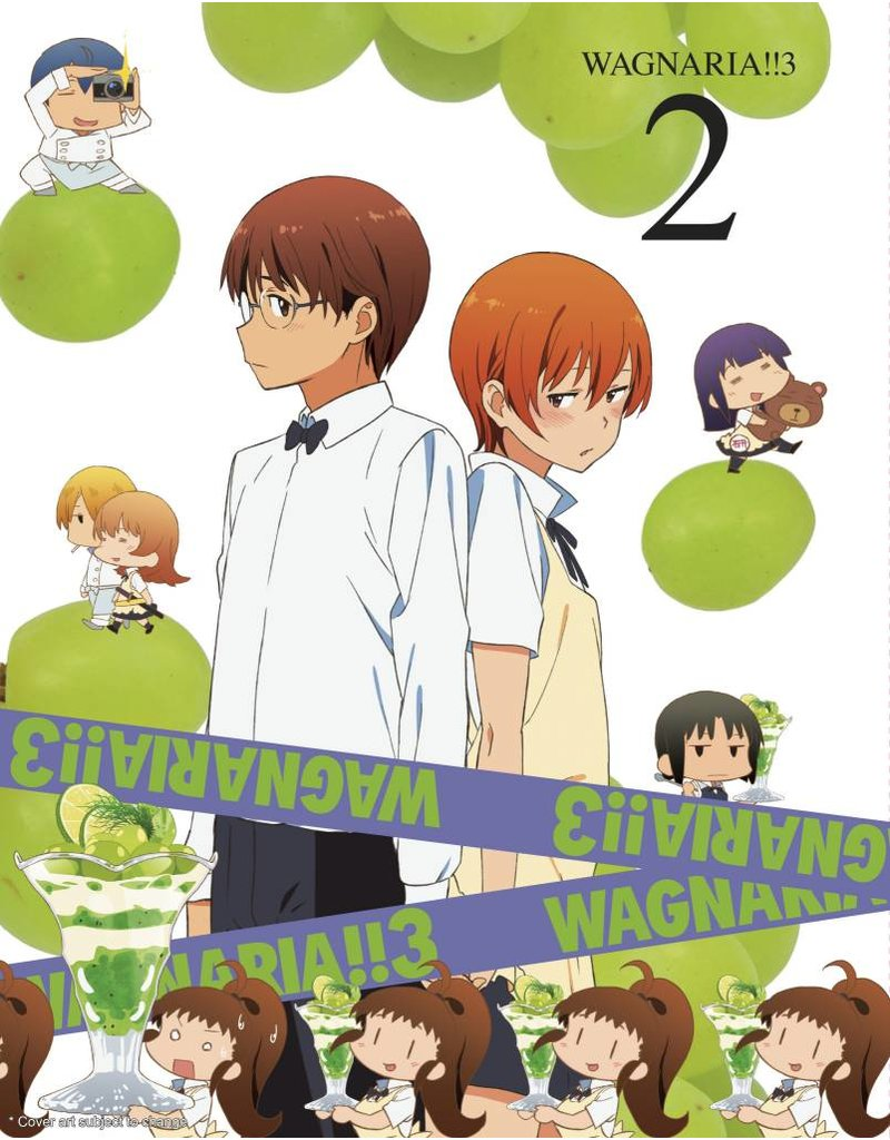 Aniplex of America Inc Wagnaria!! 3 Vol. 2 Blu-Ray
