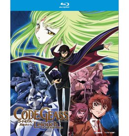 Funimation Entertainment Code Geass Season 1 Blu-Ray*