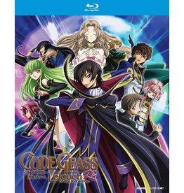 Funimation Entertainment Code Geass R2 (Season 2) Blu-Ray*