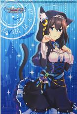 Lawsons Fumika Sagisawa Im@s CG Lawsons Halloween B2 Wallscroll
