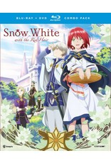 Funimation Entertainment Snow White With the Red Hair Blu-Ray/DVD*