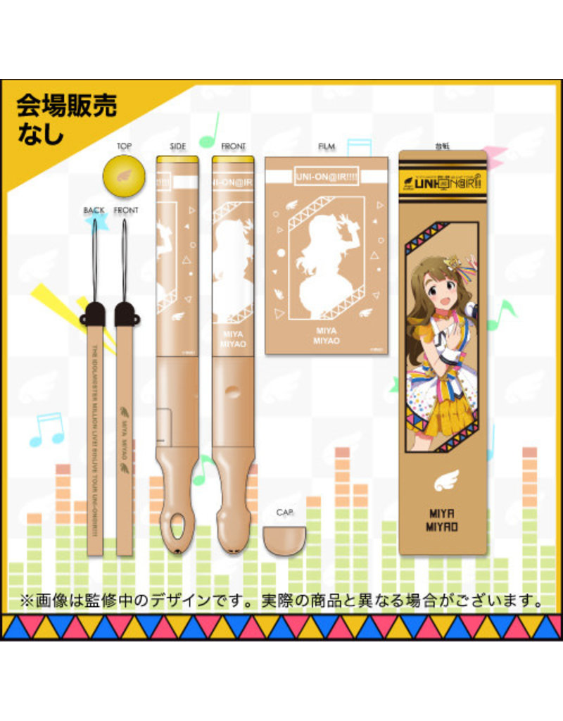 Bandai Namco Idolm@ster Million Live 6th Uni-On@air Angel Penlight
