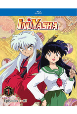 Viz Media Inu Yasha Set 1 Blu-Ray