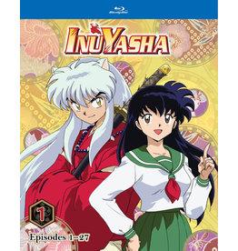 Viz Media Inu Yasha Set 1 Blu-Ray