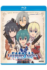 Sentai Filmworks Grimms' Notes The Animation Blu-Ray