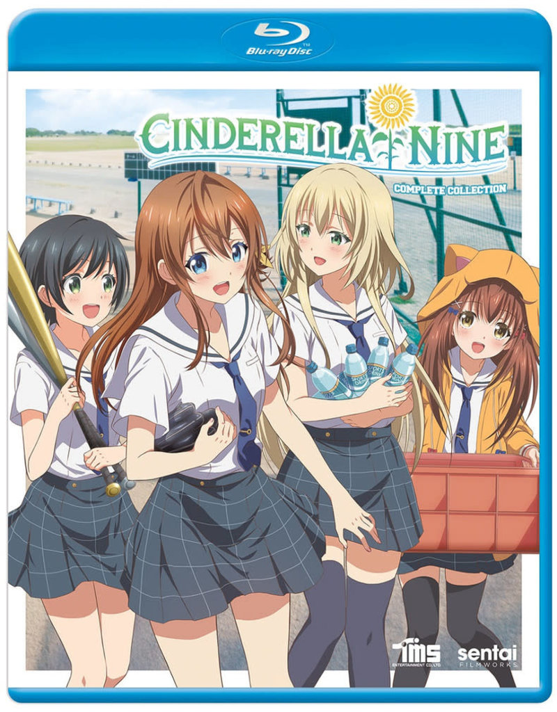 Sentai Filmworks Cinderella Nine Blu-Ray