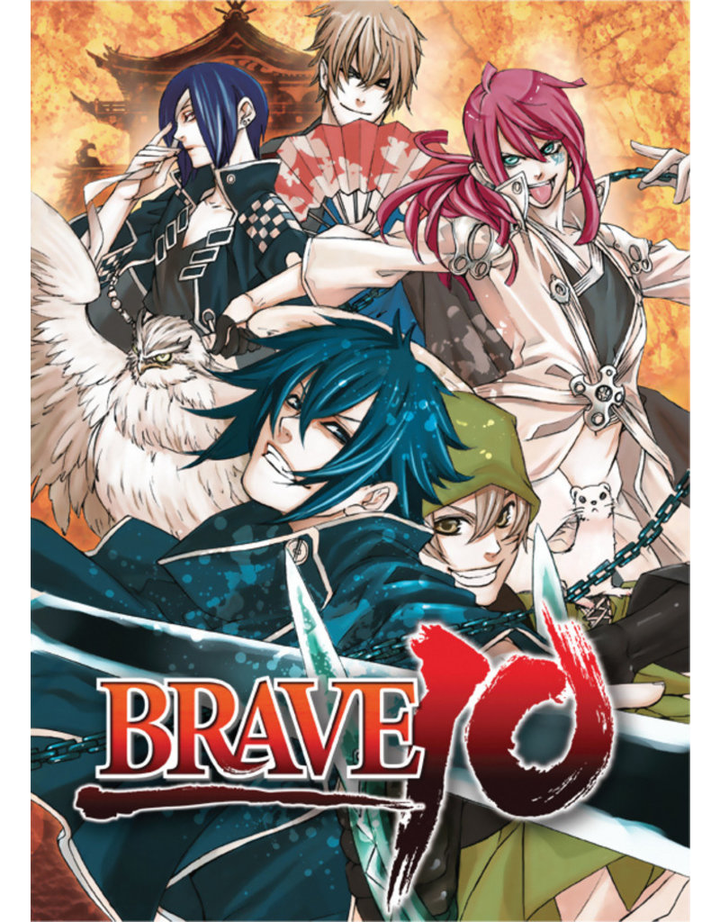 NIS America Brave 10 Complete Collection Premium Edition*
