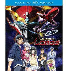 Funimation Entertainment Aquarion Logos (Season 3) Part 1 Blu-Ray/DVD*