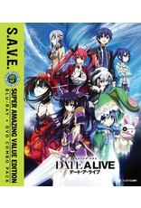 Funimation Entertainment Date A Live (Season 1) (S.A.V.E. Edition) Blu-Ray/DVD*