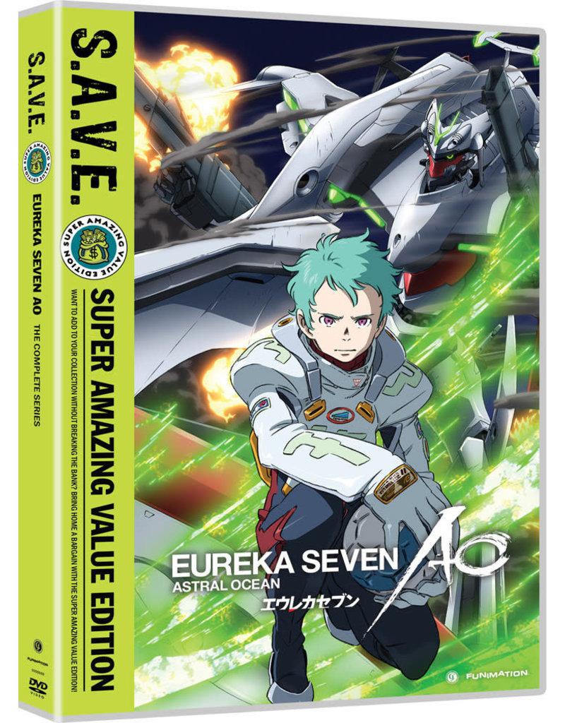Funimation Entertainment Eureka Seven AO Complete Series (S.A.V.E. Edition) DVD*